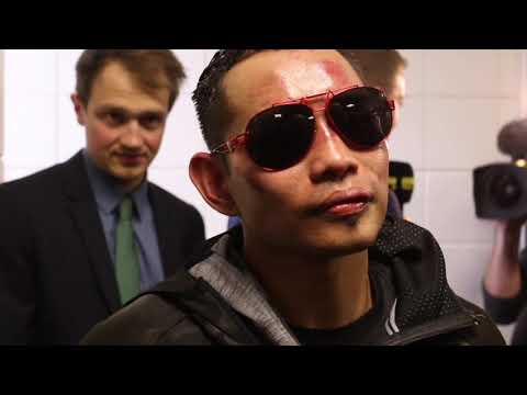 'YOU TOUGH MOTHERF*******' - NONITO DONAIRE REACTS TO HIS DEFEAT TO CARL FRAMPTON IN BELFAST