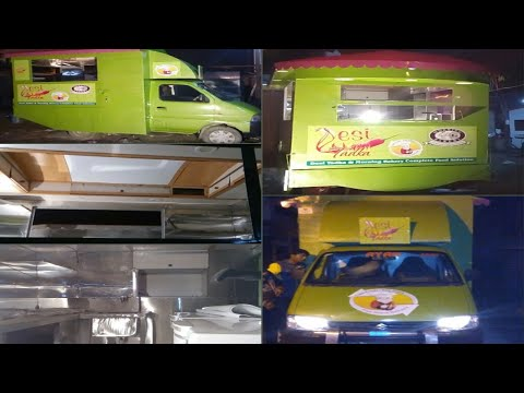 how to make food truck#Food Van#Sai Structure India#Customized Food Truck makers#SSI FOOD TRUCKS