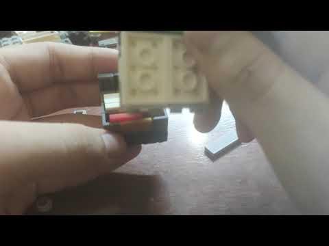 Lego máy bán hàng tự động (Hướng dẫn)