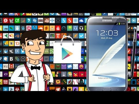Top 10 apps for Samsung Galaxy Note 2