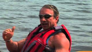 Peter's Principles - Health Benefits of Kayaking  (Dunham's Sports)