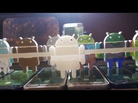 3d Printed Android Phone Stand for Electroneum/Bytecoin Mining