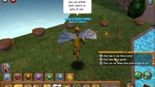 Wizard 101 - How to Start Gardening!