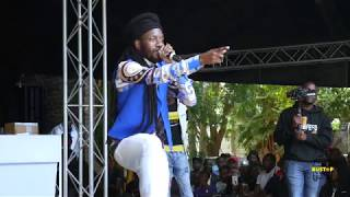Winky D live at Kwese iflix