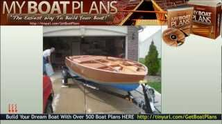 Build Your Own Sailboat (sport Fishing Boat Plans)