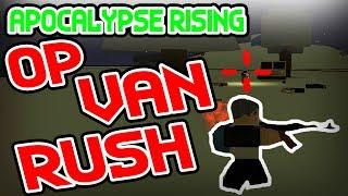 OP VAN RUSH - FRANCE Apocalypse Rising (14.) Roblox