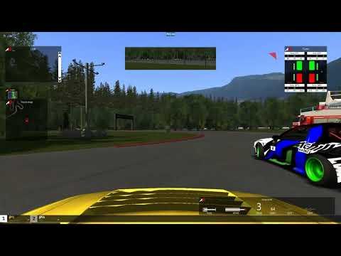 Assetto Corsa 1st Twitch Stream Test
