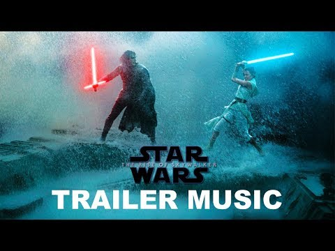 Star Wars: The Rise Of Skywalker Trailer #2 Music