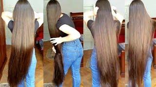 Real-Life 'Rapunzel' Reveals Secret Behind Her Incredibly Long Hair