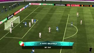 Россия - Италия: последняя игра перед ЕВРО 2012(, 2012-05-31T20:36:38.000Z)