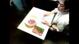 埼玉県川口市のフレンチ・イタリアンレストラン「キッチン岩嵜」で行っ...