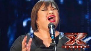 ישראל X Factor - רוז פוסטאנס - I Who Have Nothing