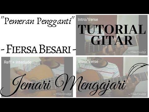 Fiersa Besari - Pemeran Pengganti (Tutorial Gitar) | #jemari_mengajari