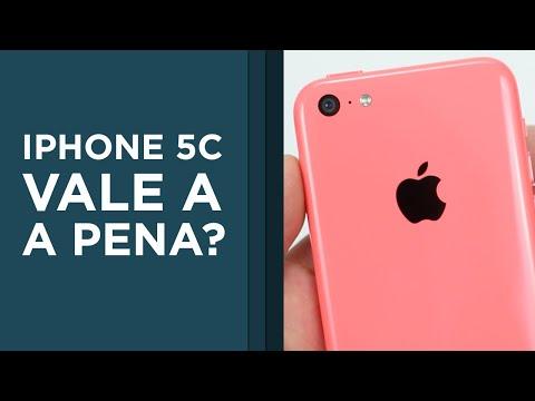 Vale a pena comprar um iPhone 5C em 2016?
