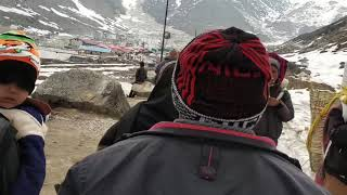 Height of 11,755 ft | Full view of KEDARNATH DHAM YATRA👍