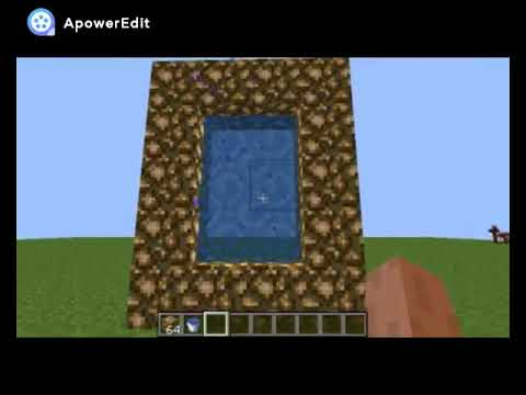 Download Minecraft Tutorial - Como Criar Um Portal Do Aether!!!
