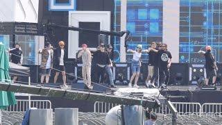 150727 울산음악중심 Rehearsal 05 비스트(Beast)-YeY/직캠 (Fancam) (Horiz…
