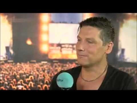 Interview with Christoph Schneider @ Wacken 2013
