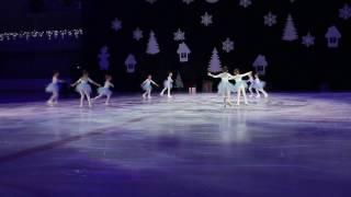 Ледовое шоу от маленьких фигуристов