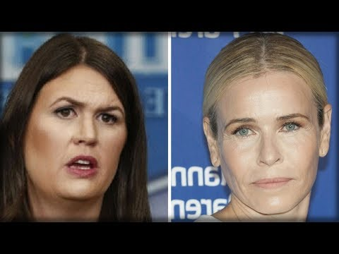 AFTER CHELSEA HANDLER VICIOUSLY ATTACKED SARAH HUCKABEE SANDERS SHE INSTANTLY GETS PAYBACK