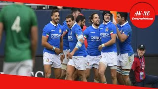 ✅ Italia-Georgia di rugby in diretta TV e in streaming