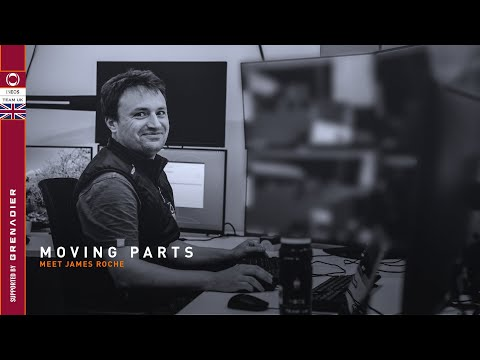 Moving Parts   James Roche
