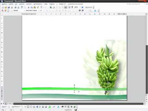 Ejercicio Crear Plantillas Word 2003 y 2007 - YouTube