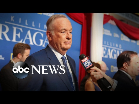 Fallout for Fox News after Bill O'Reilly exits with reported millions in severance