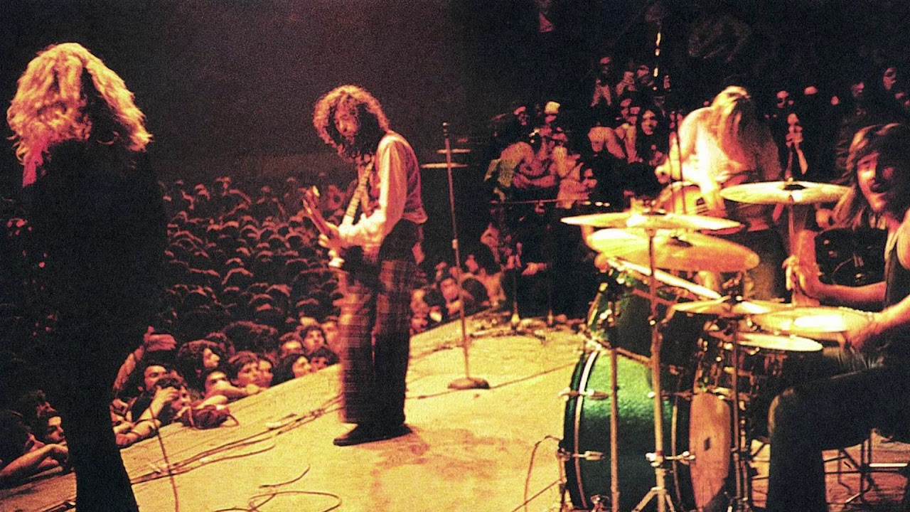 Led Zeppelin: The Immigrant Song (Live in Orlando, 1971) [Remastered]