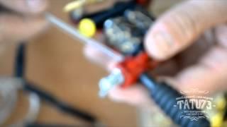Видеообзор тату набора kit p51(Интернет-магазин тату оборудования http://tatu73.ru Заходите и заказывайте. В наличии готовые тату наборы, роторн..., 2015-06-19T08:03:01.000Z)