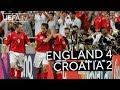 ENGLAND beat CROATIA at EURO 2004