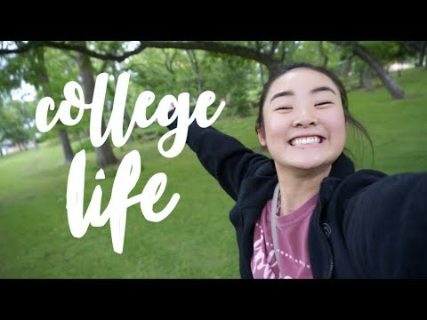Week in my life: College