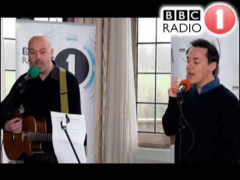 Chris Moyles - My Lamb Bhuna (Hallelujah) Xmas Parody by Comedy Dave - BBC Radio1