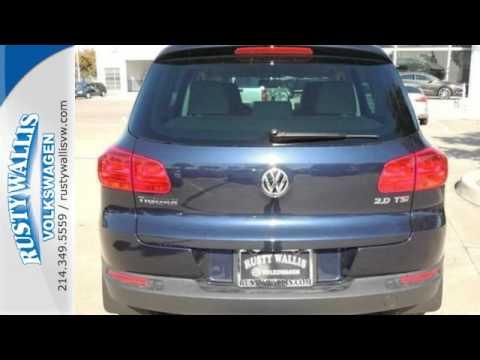 2015 Volkswagen Tiguan Dallas TX Garland, TX #V150143 - SOLD