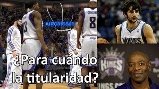 NBA 2K13 - Entrenador, ¿Para cuándo la titularidad? (Mi Carrera)