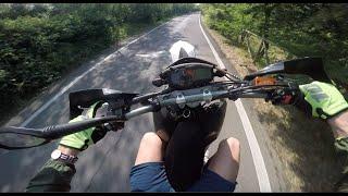 KTM 690 Smcr - TEST + Wheelie -