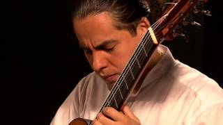 La Folia de España - Alejandro Carrillo Gamboa (Guitar)