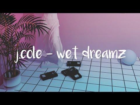 j.cole - wet dreamz // nightcore ♡