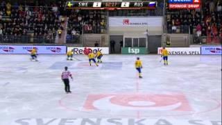 2013.02.03. WCB. Final. Sweden - Russia