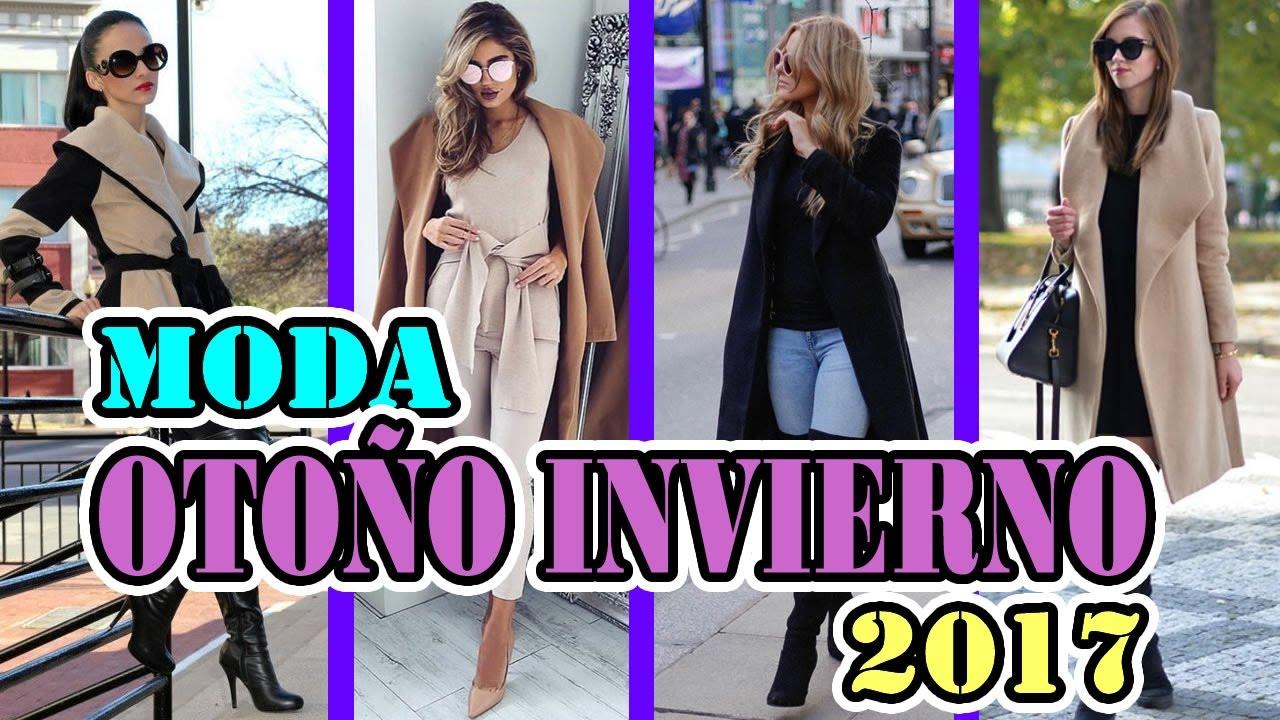 ROPA DE INVIERNO PARA CHICAS, MODA 2016 2017, ROPA FASHION, ROPA ...