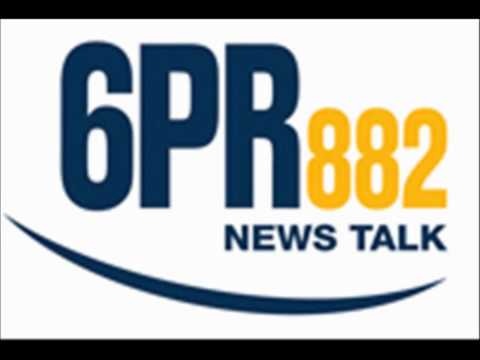 Joffa Corfe Interview On 882 6PR (Friday 9th September 2011)