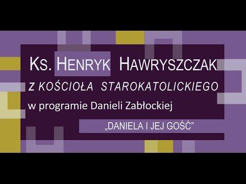 itv4 Daniela Zabłocka i jej gość ks.Henryk Hawryszczak