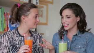 Domestic Partners // Skinny Jeans And Juicing Vs Smoothies