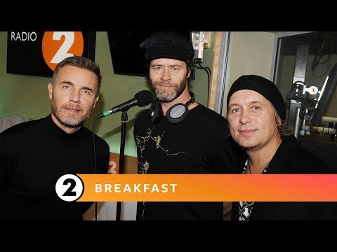 Take That  Never Enough The Greatest Showman   Radio 2 Breakfast Show Session