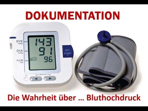 Die Wahrheit über Bluthochdruck