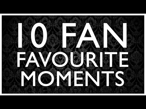 10 Fan Favourite Moments | Sherlock