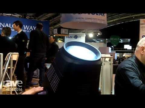 ISE 2016: AED group Highlights SolaWash Pro 2000 LED Wash with Framing