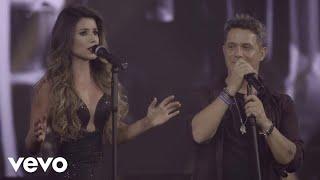 Alejandro Sanz - A  Que No Me Dejas ft. Paula Fernandes