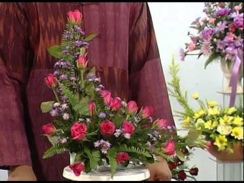 e_RMUTT ตอนที่ 4 การจัดดอกไม้ทรงสามเหลี่ยมมุมฉาก 4/8