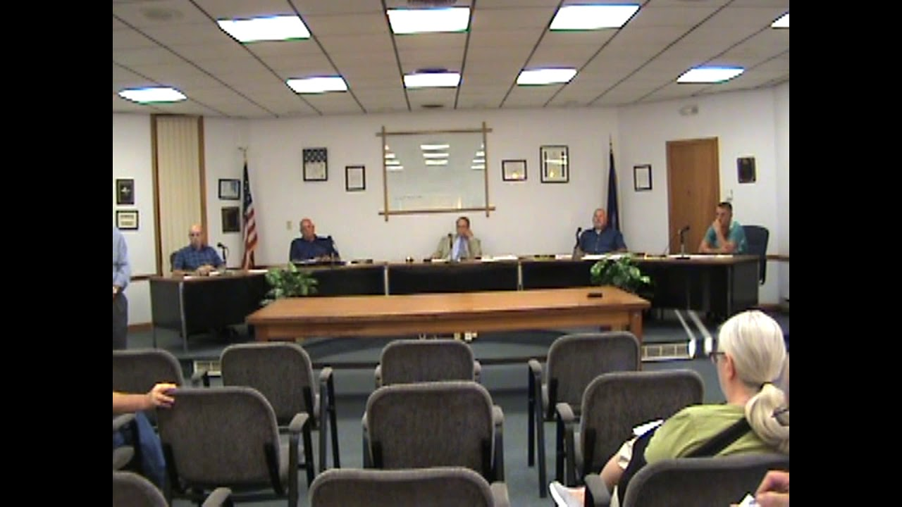 Rouses Point Village Board Meeting  8-19-19